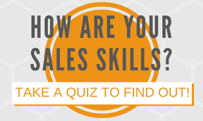 Take a general sales skills quiz to see how you stack up!